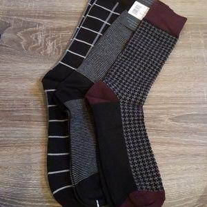 Other - 3 Pair Mens Sock Assortment